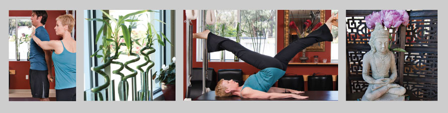 Pilates and Possibility - Pamela Franco